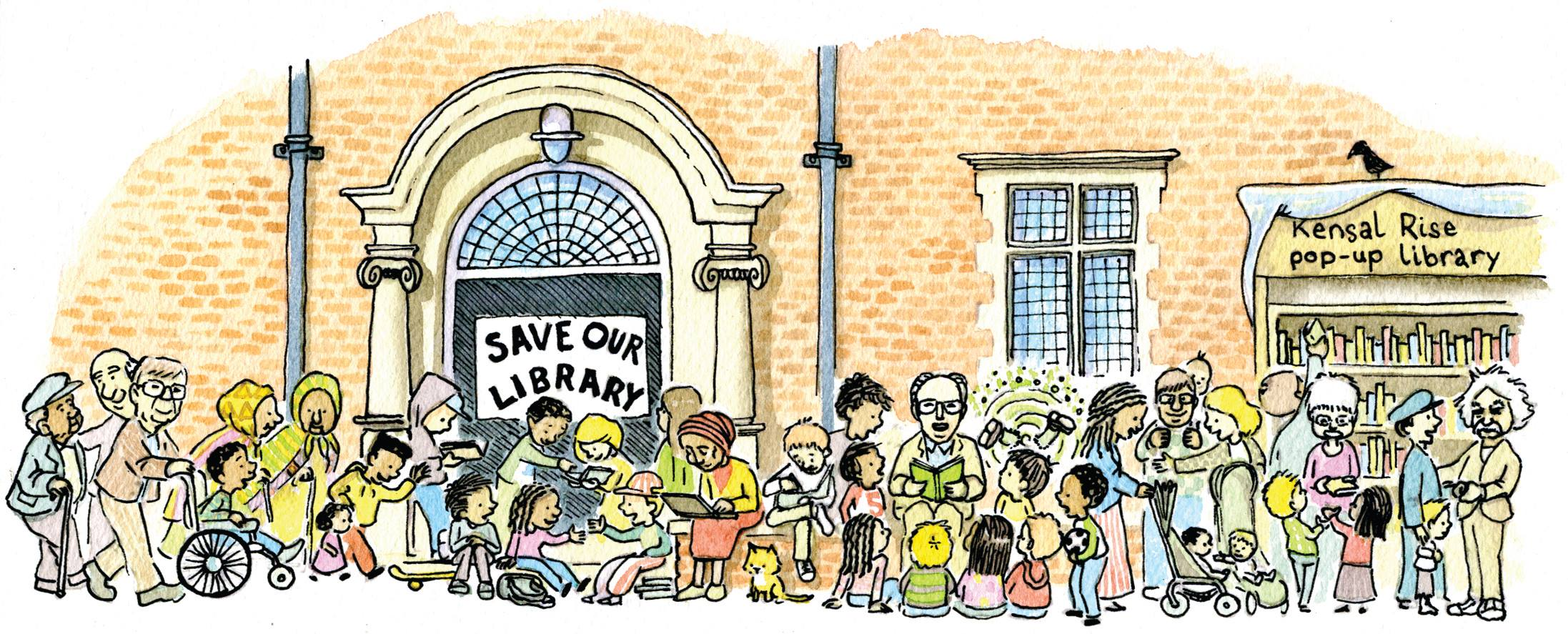 FRIENDS OF KENSAL RISE LIBRARY LIMITED
