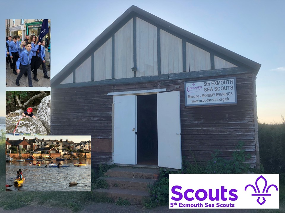 5TH EXMOUTH SEA SCOUT GROUP